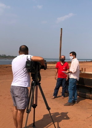 Série JR mostra como a seca já traz prejuízos para diversas regiões do Brasil
