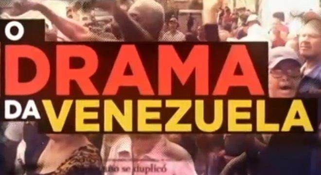 Nova série de reportagens mostra o drama que os venezuelanos enfrentam durante crises humanitária e econômica