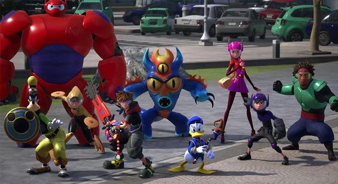 Série Kingdom Hearts será lançada para PC em março