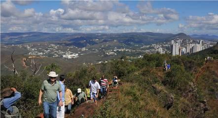 Governo quer recuperar o turismo em Minas
