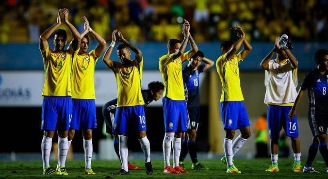 Serra Dourada costuma receber seleção brasileira em Goiânia