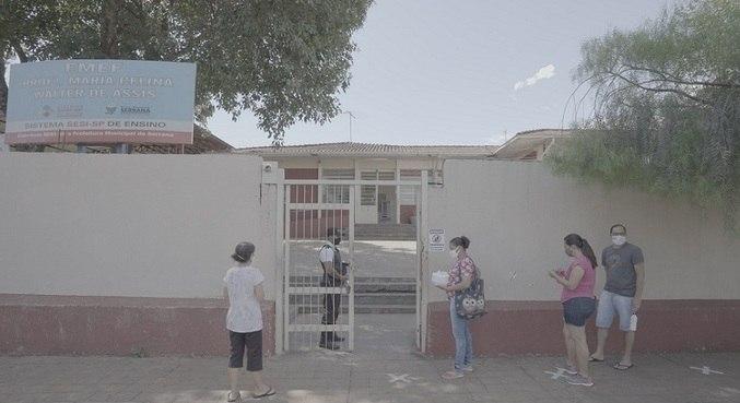 Serrana (SP) começa a aplicar 3ª dose de vacina contra covid-19 em idosos