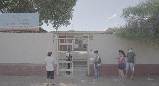 Pessoas acima dos 60 anos começam a ser vacinadas segunda-feira em Serrana