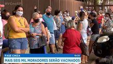 Cidade de Serrana (SP) entra em fase final de vacinação em massa