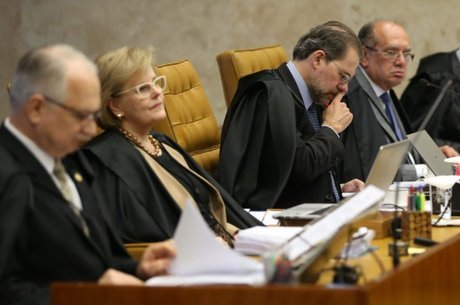 Ministros do STF vão julgar denúncia da PGR contra o senador