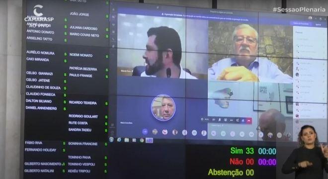 Vereadores de SP votam projeto para repassar recursos do TCM à Prefeitura