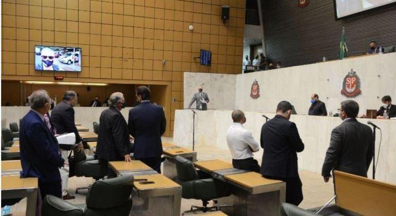 Alesp debate em audiência pública o Orçamento estadual para 2022