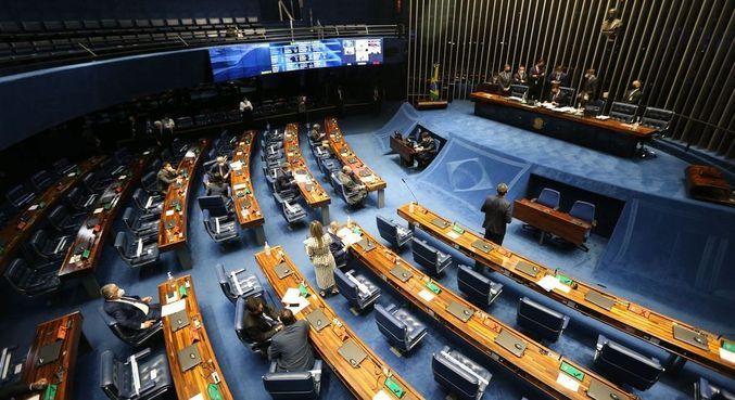 Aprovação do projeto aconteceu durante sessão semipresencial do Senado