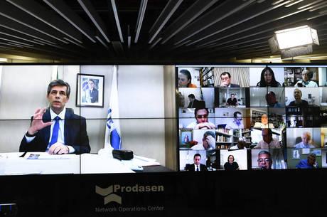 Ministro defende isolamento 'personalizado' por região