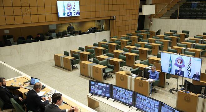 Texto reúne propostas de quase todos os partidos da Assembleia Legislativa