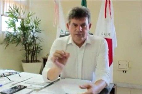 O prefeito de Sete Lagoas anunciou o novo decreto na terça (31)