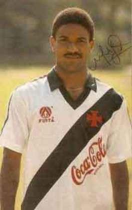 Seul, Coréia do Sul - 1988 - Mazinho (meio-campista).