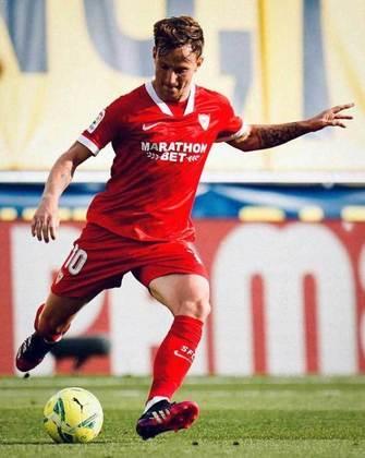 Sevilla: Ivan Rakitic (33 anos) - Posição: meia - Valor de mercado: 30 milhões de euros