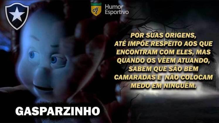 Sexta-feira 13: Botafogo seria o