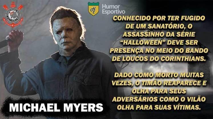 Sexta-feira 13: Corinthians seria o Michael Myers, da série