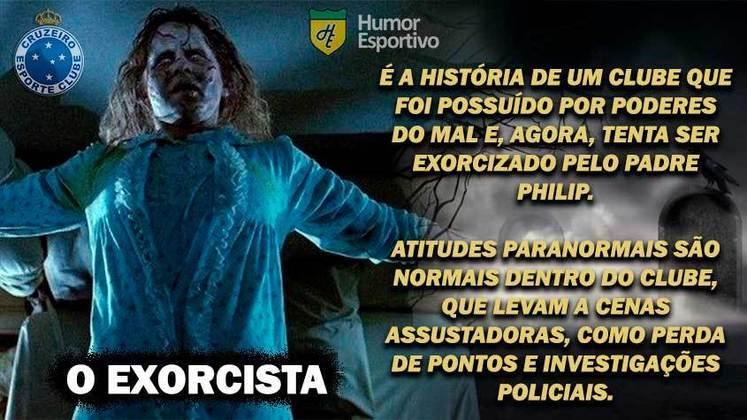 Sexta-feira 13: Cruzeiro seria protagonista do filme