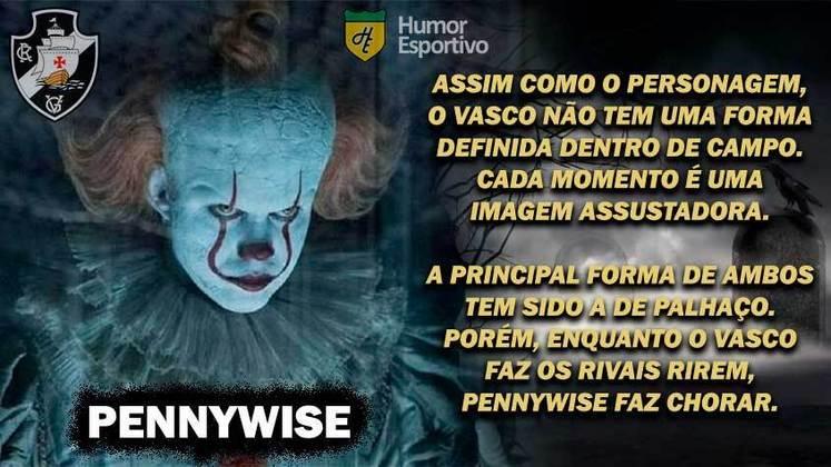 Sexta-feira 13: Vasco da Gama seria o Pennywise do filme