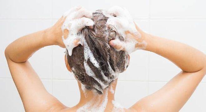 shampoo para cabelos pretos