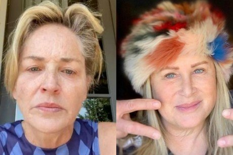 Atriz fez apelo nas redes sociais pelo uso de máscara