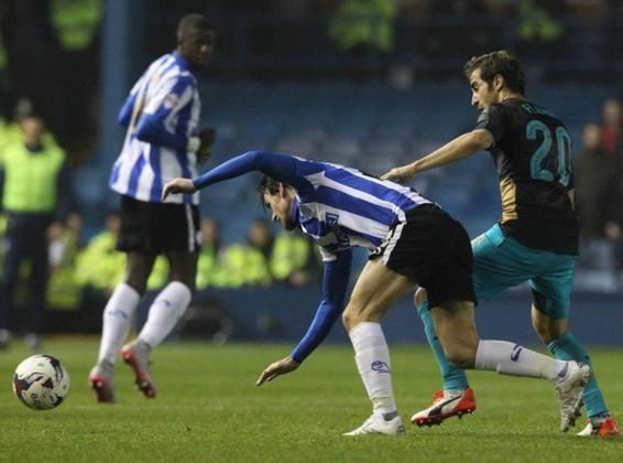 Sheffield Wednesday - Divisão atual: segunda divisão inglesa - Títulos: quatro Campeonatos Ingleses.