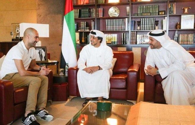 Sheikh Mansour bin Zayed Al Nahyan - Manchester City (Inglaterra)