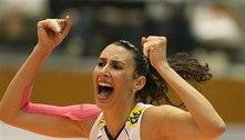 Bicampeã olímpica, Sheilla volta à seleção brasileira de vôlei