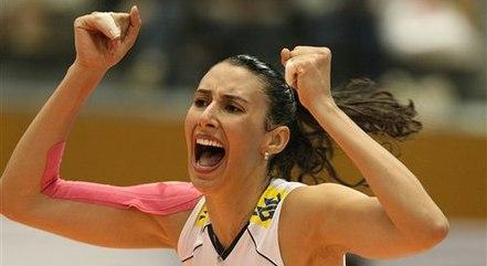 Sheilla liderou seleção em dois títulos olímpicos