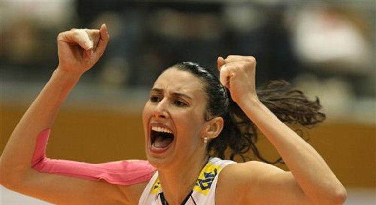 Sheilla foi cortada da lista final de convocadas para a Olimpíada de Tóquio