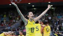 Sheilla desabafa após ficar fora da Olimpíada: 'Misto de emoções'