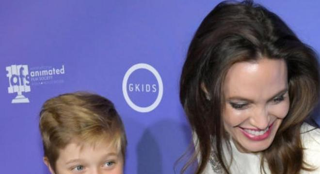 Shilon Jolie-Pitt - confira os primeiros resultados de sua mudança de sexo!
