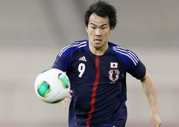 Shinji Okazaki (35 anos) - Último clube: Huesca - Sem contrato desde: 01/07/2021 - Valor: 1 milhão de euros