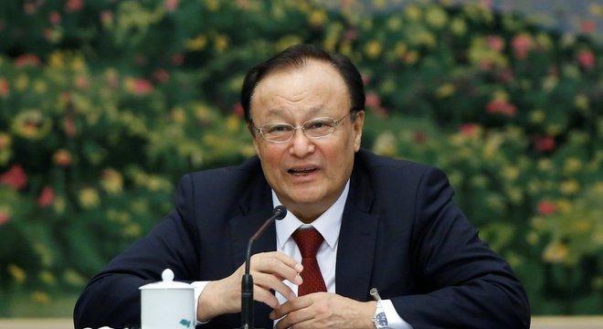 Shohrat Zakir, presidente da região de Xinjiang, disse que a violência diminuiu com programa de internação