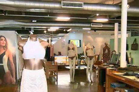 Lojas de shoppings não resistem ao fechamento do comércio