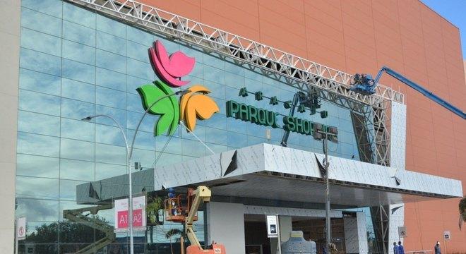 Shopping do bairro Industrial será inaugurado nesta quinta, 19