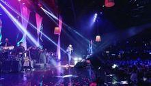 Blitz flagra 1.500 pessoas em show do Belo no Espaço das Américas