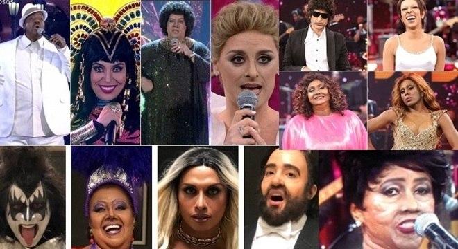 """""""Show dos Famosos' ganhará nova edição"""