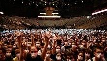 Primeiro show-teste para 5 mil pessoas é realizado em Paris