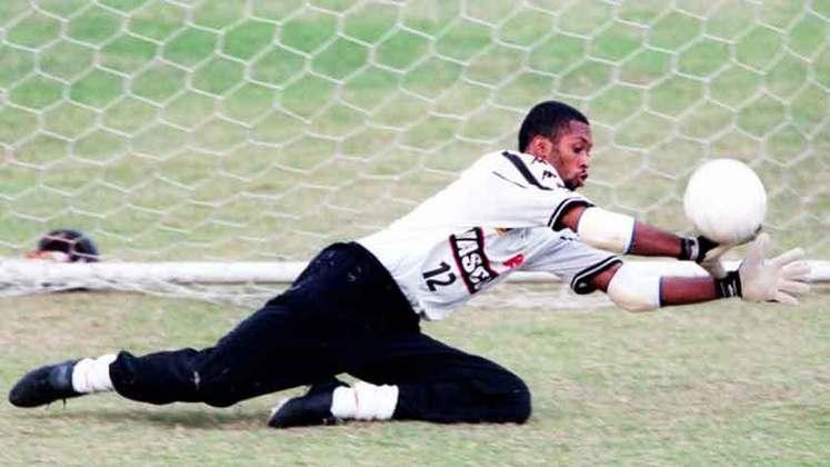 Sidney, Austrália  - 2000 - Hélton (goleiro)
