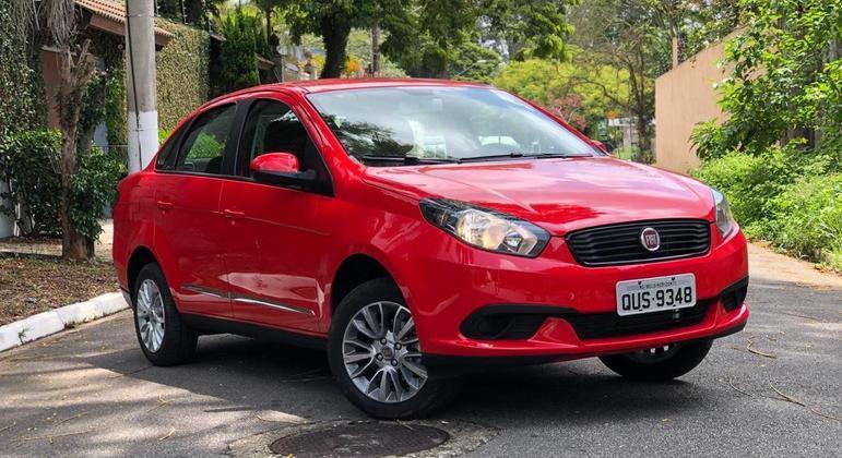 Fiat Grand Siena deve dar adeus em 2022
