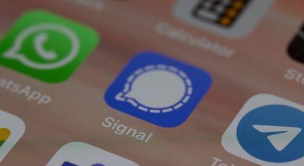 Exército testa Signal para comunicações internas