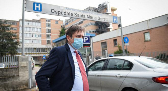 Pierpaolo Sileri, o Vice-Ministro da Saúde