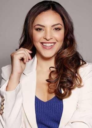 Silmara Volpi, atriz brasileira com trabalhos nos Estados Unidos