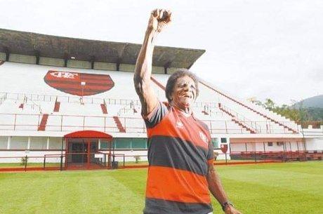 Flamengo postou homenagem a Silva