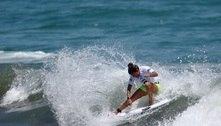 Surfe: Silvana Lima perde nas quartas e dá adeus à Olimpíada