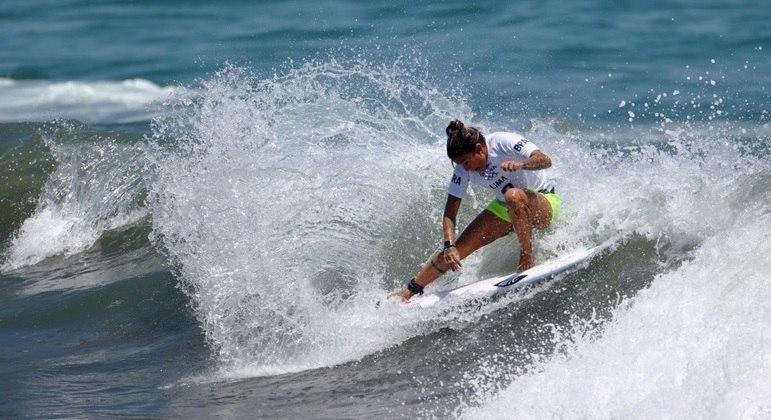 Silvana Lima foi eliminada nas quartas de final em Tóquio