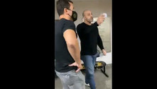 Vídeo: deputado desacata policial que pede para ele usar máscara