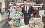 Antes de se casar com Íris, Silvio foi casado com Maria Aparecida, com quem teve as filhas Cíntia e Silvia