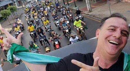 Corpo de Fávero será sepultado no município de Lucas do Rio Verde (MT)