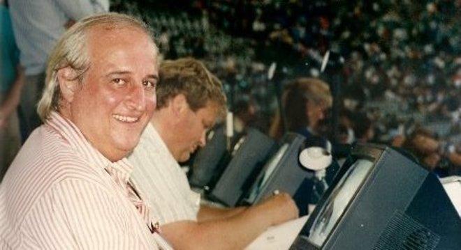 Década de 90, no Olímpico de Roma...