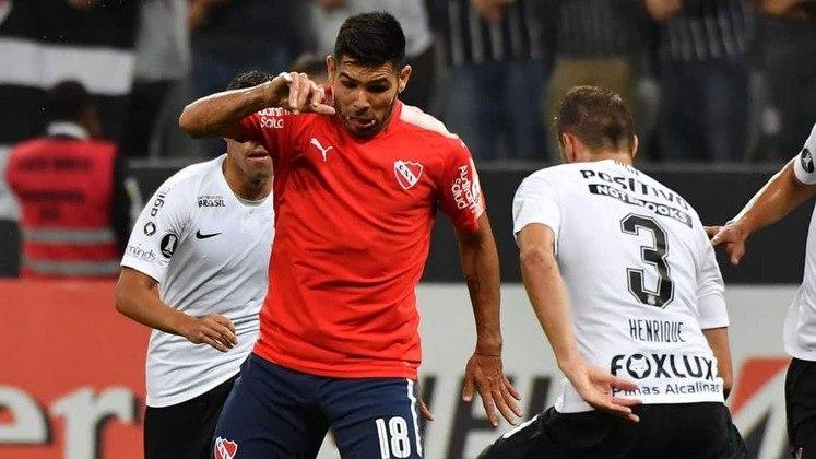 Silvio Romero – O camisa 18 do Independiente é um dos destaques do Campeonato Argentino pelo seu faro de gol. O Atlético Mineiro tentou uma negociação com o jogador em julho de 2020, mas não deu certo. Romero seria um ótimo reforço para os times brasileiros.
